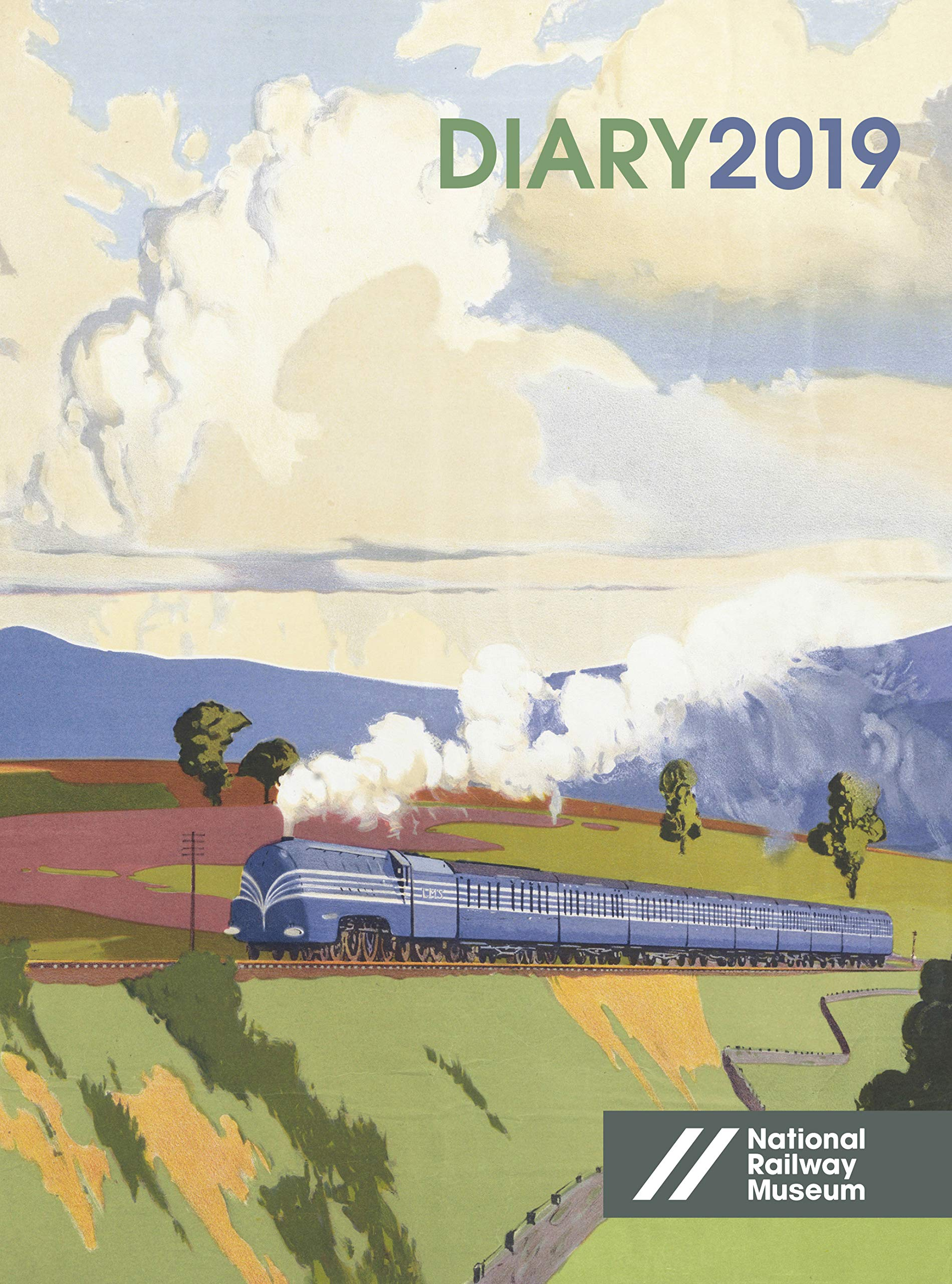 those remarkable trains 2019 calendar classic rail images