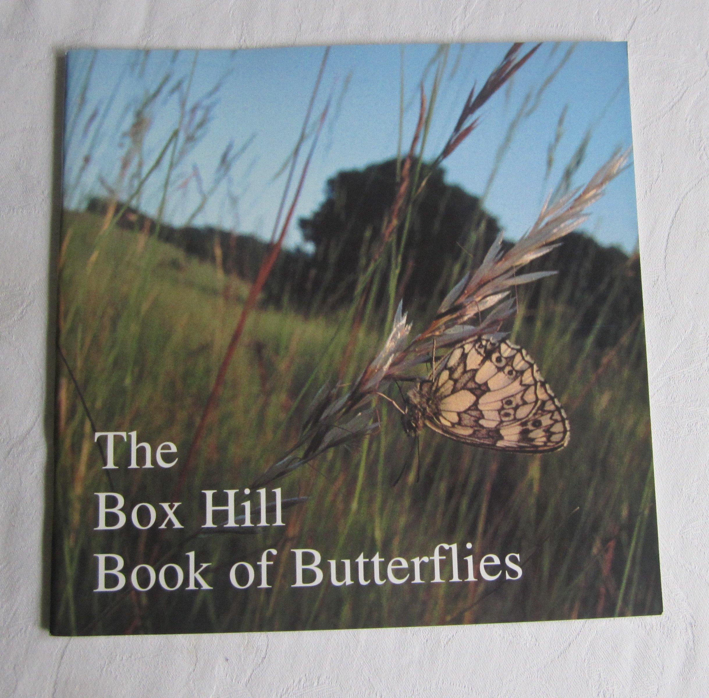 The Box Hill Book of Butterflies