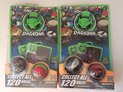 Amazon.com: Dagedar 4 Supercharged Rodamientos de bolas y ...