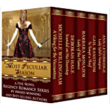 A Most Peculiar Season Series Boxed Set: Five Full-length Connected Novels by Award-winning and Bestselling Authors