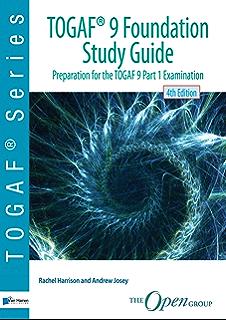 amazon com togaf 9 certified study guide togaf series ebook the