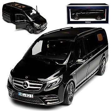 alles meine GmbH Mercedes Benz V Klasse AMG Line V447 Schwarz 3