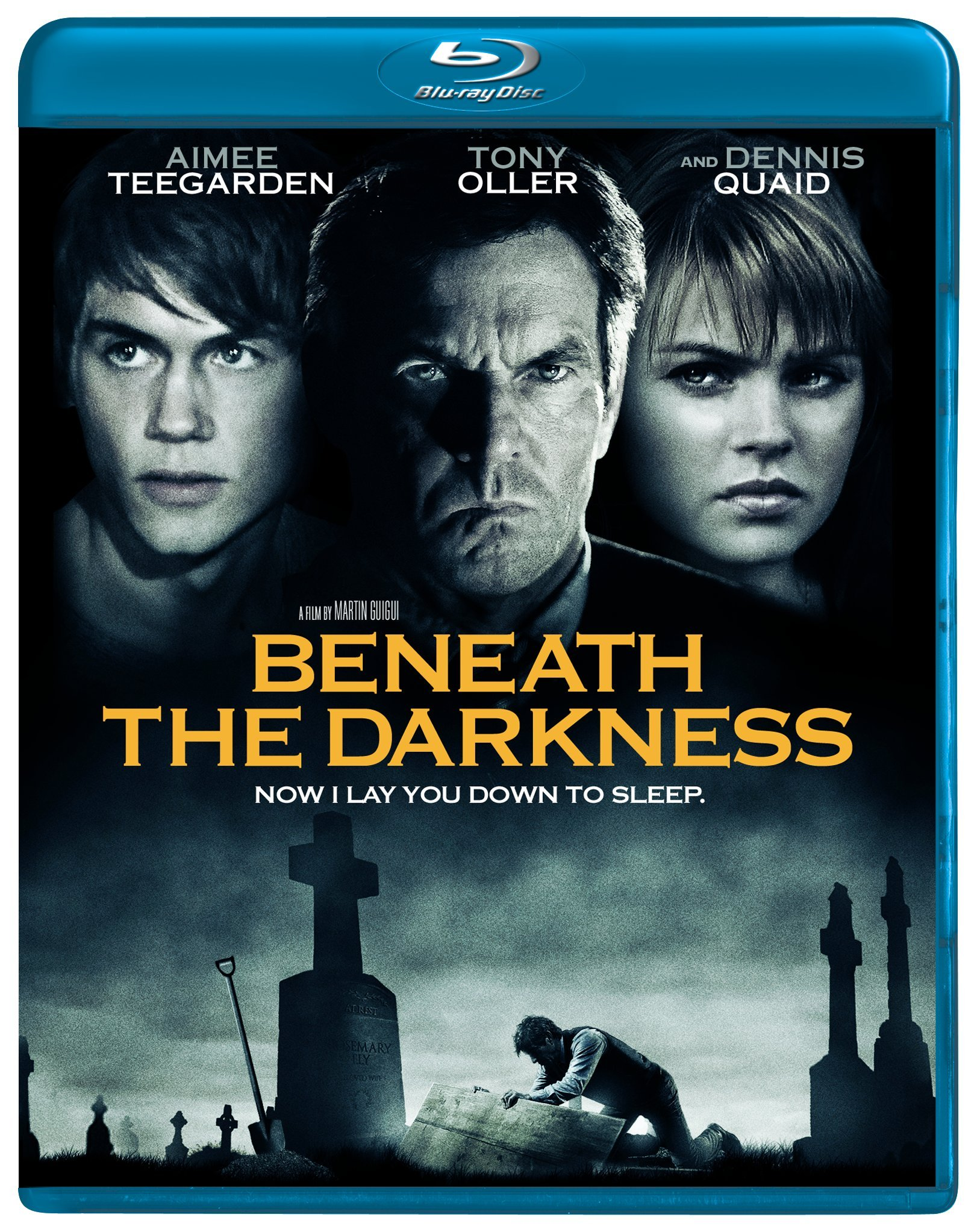 Blu-ray : Beneath The Darkness (Digital Theater System, AC-3, Subtitled, Widescreen)
