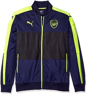 ff2b79a01f PUMA Men s AFC Stadium Jacket at Amazon Men s Clothing store