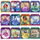 "Disney Princess Royal Stories, Figure Surprise Blind Box with Favorite Disney Characters, Toy for 3 Year Olds & Up, 2"" Disney Dolls"