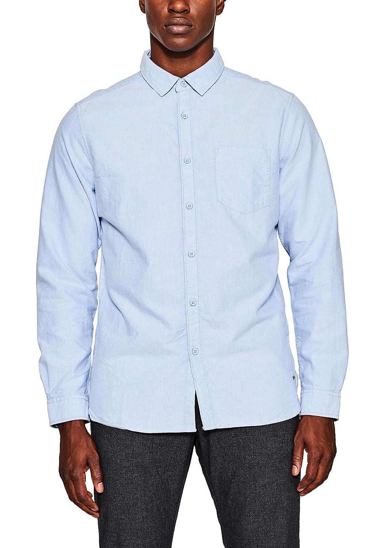TALLA L. edc by ESPRIT 097CC2F008, Camisa para Hombre