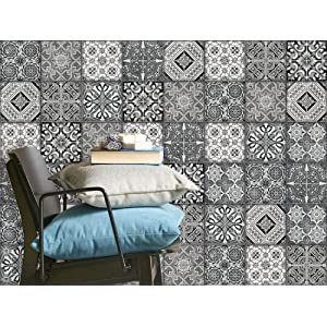 stickers carrelage guide d achat classement tests et avis. Black Bedroom Furniture Sets. Home Design Ideas