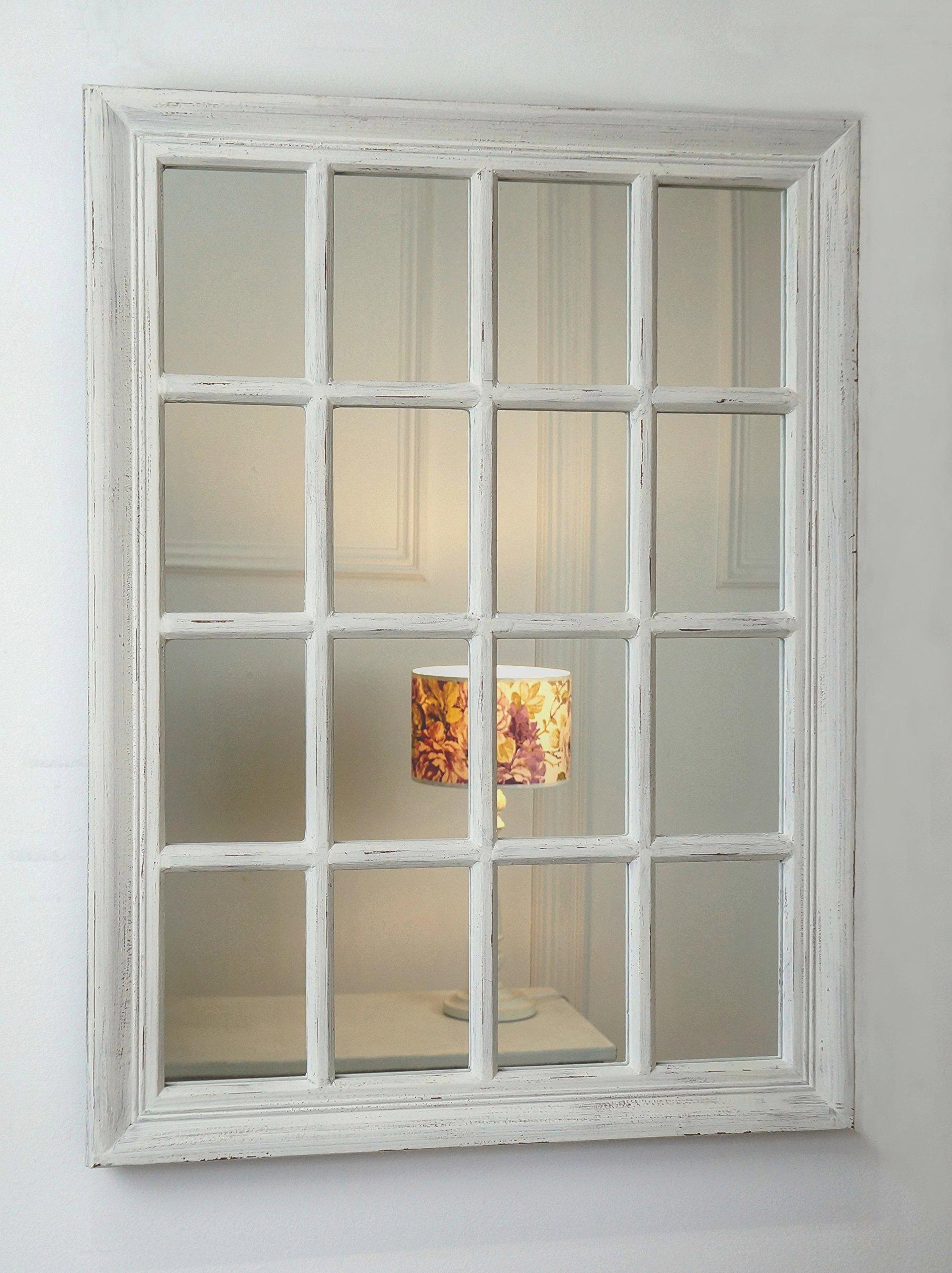 White Framed Mirror: Amazon.co.uk