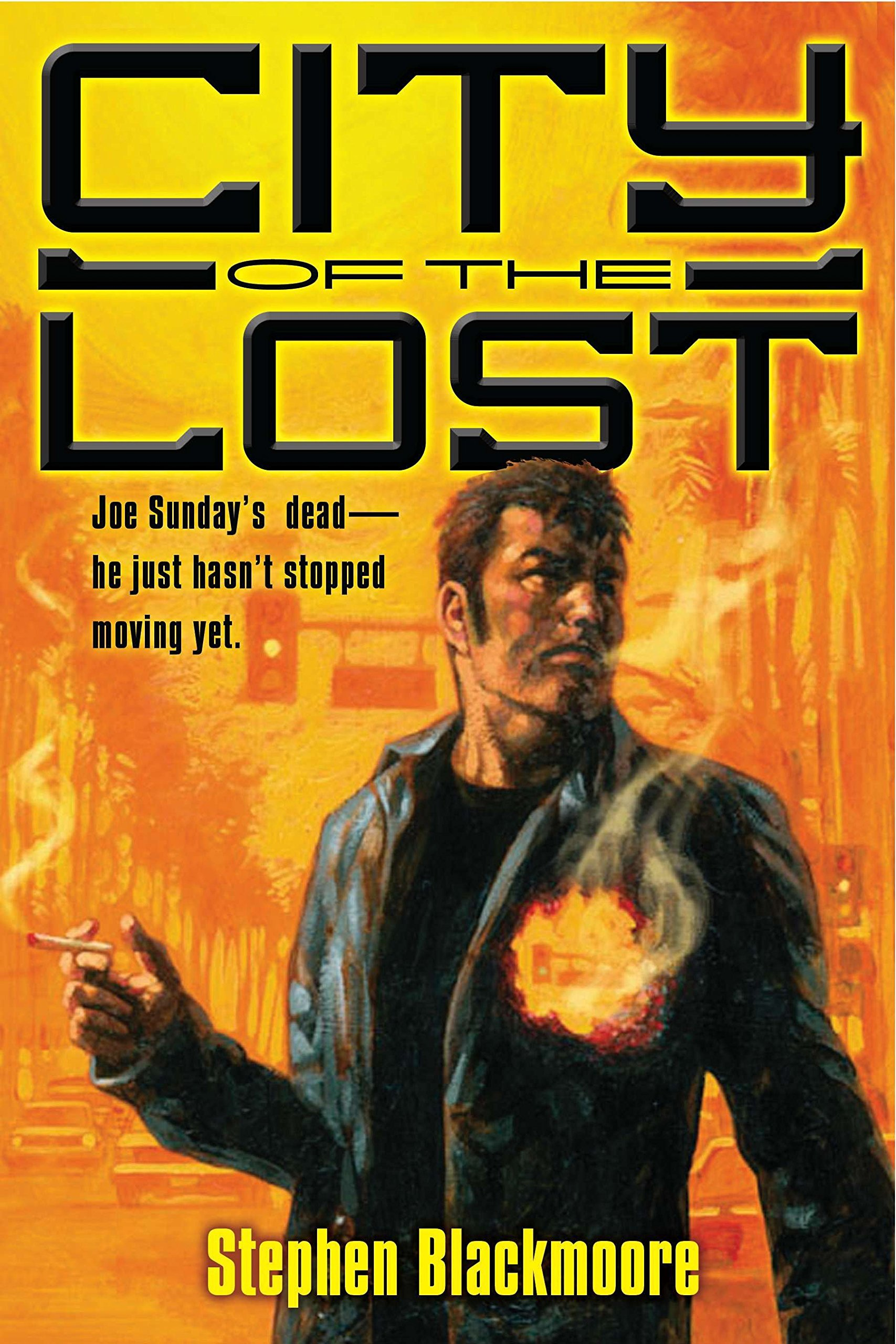 Read Online City of the Lost (Eric Carter) pdf