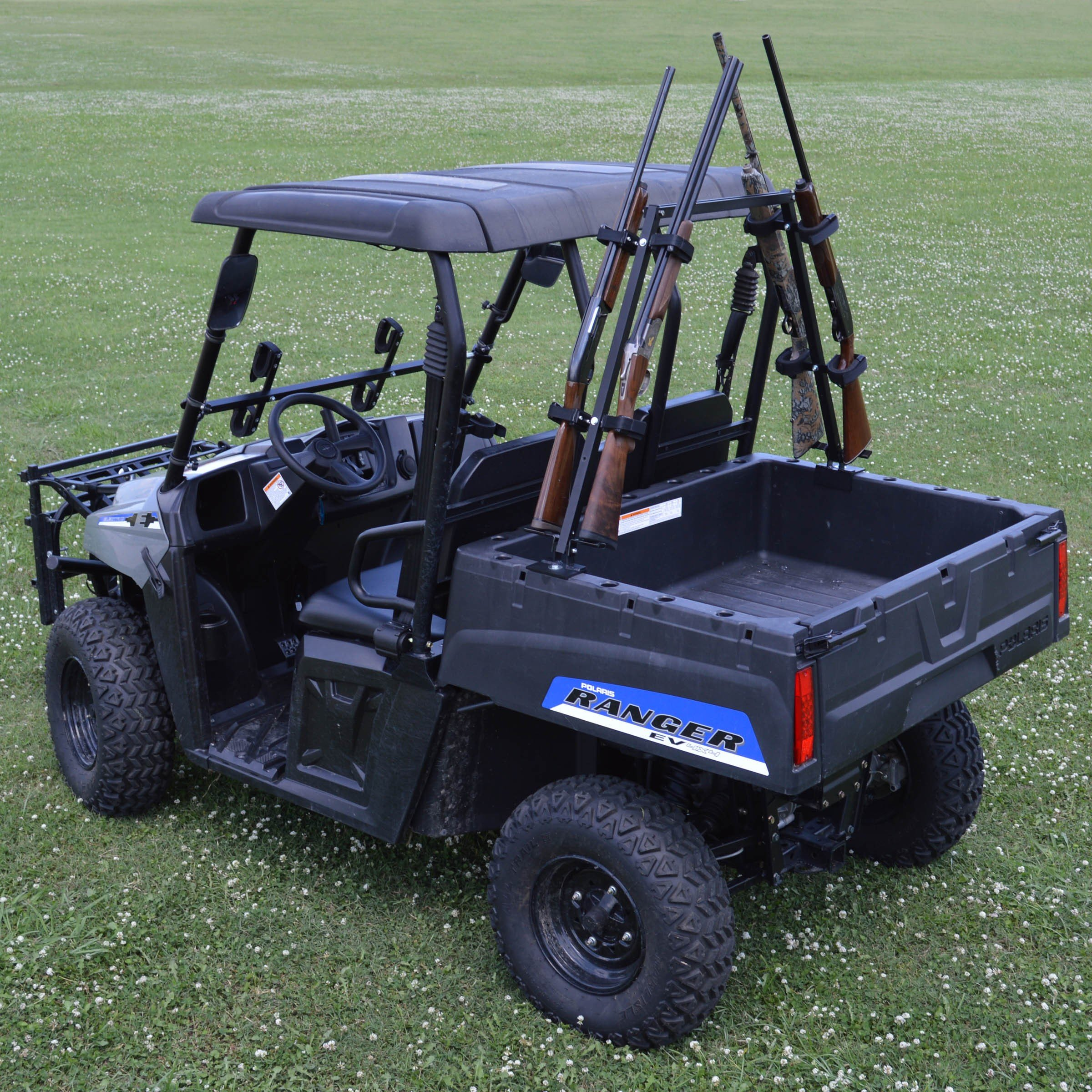 Polaris Ranger 570 2016 Sporting Clays UTV Gun Rack for Your Cargo Bed by Great Day (Image #1)