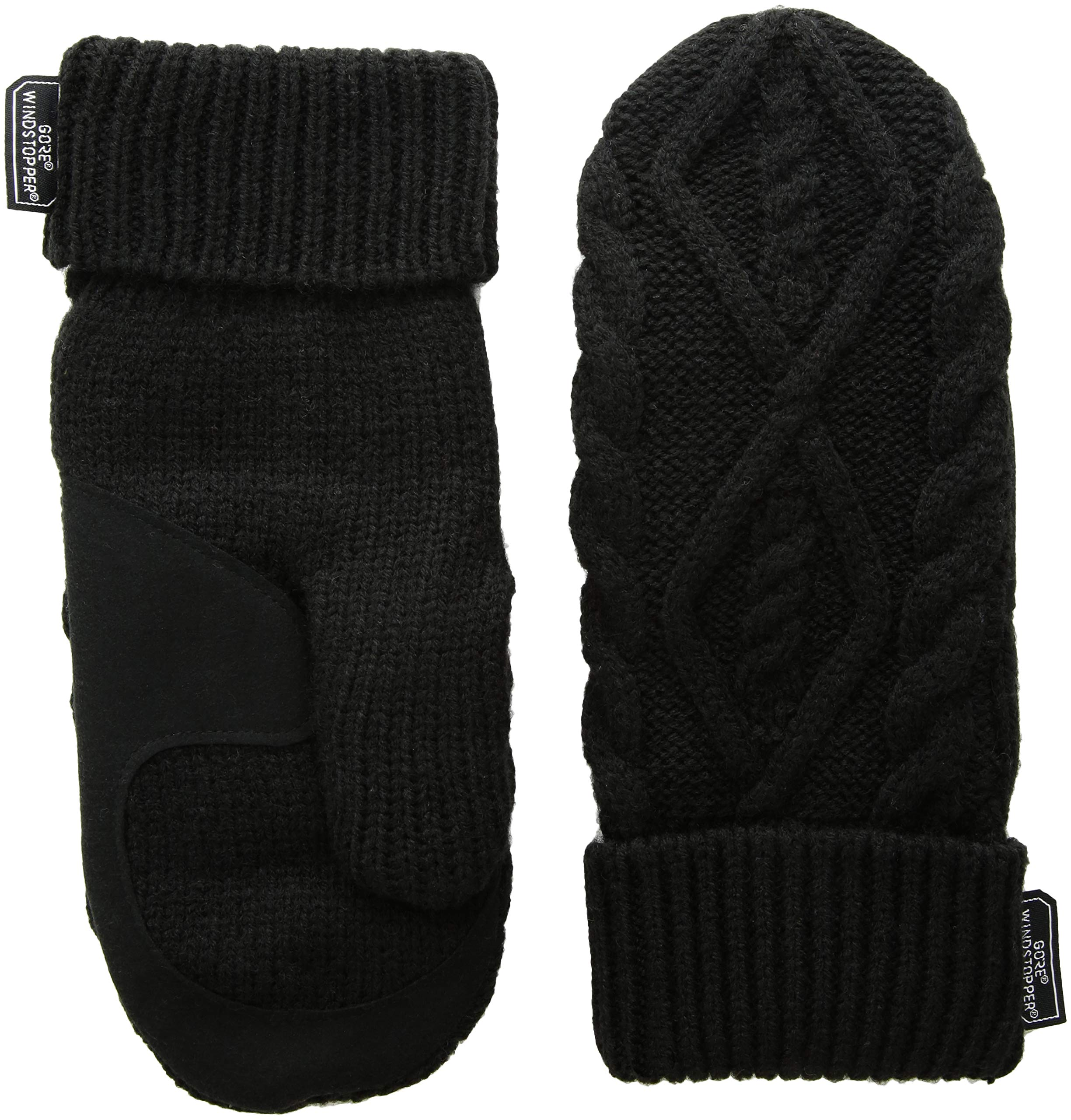 Outdoor Research Women's W's Lodgeside Mitts,  black,  S by Outdoor Research
