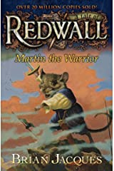 Martin the Warrior: A Tale from Redwall Paperback