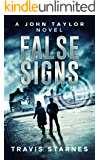 False Signs (John Taylor Book 2)