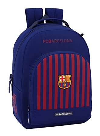 FC Barcelona Mochila Adaptable a Carro con protección Inferior.: Amazon.es: Equipaje