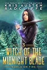 Witch of the Midnight Blade Part Three Kindle Edition