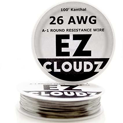 100 ft 26 gauge kanthal a1 resistance wire awg 100 lengths 100 ft 26 gauge kanthal a1 resistance wire awg 100 lengths greentooth Image collections