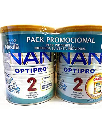 NESTLE Nan 2 Duplo 800 g x 2
