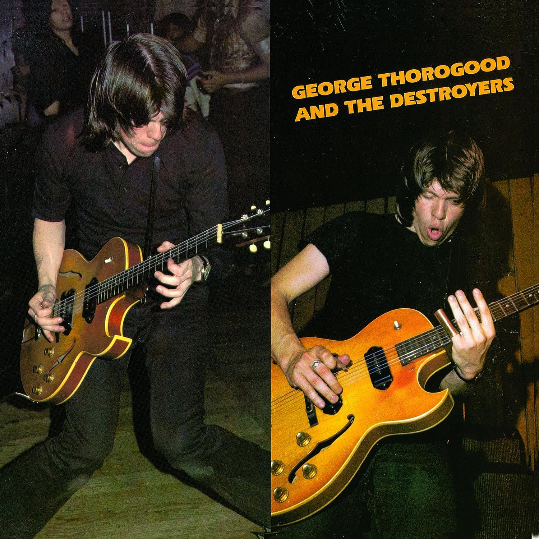 Resultado de imagen de george thorogood FIRTS ALBUMS