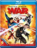 DCU Justice League: War [Blu-ray + DVD] (Bilingual)
