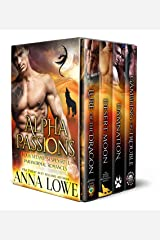 Alpha Passions: Four Steamy, Suspenseful Paranormal Romances Kindle Edition