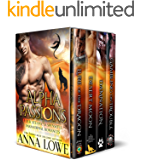 Alpha Passions: Four Steamy, Suspenseful Paranormal Romances
