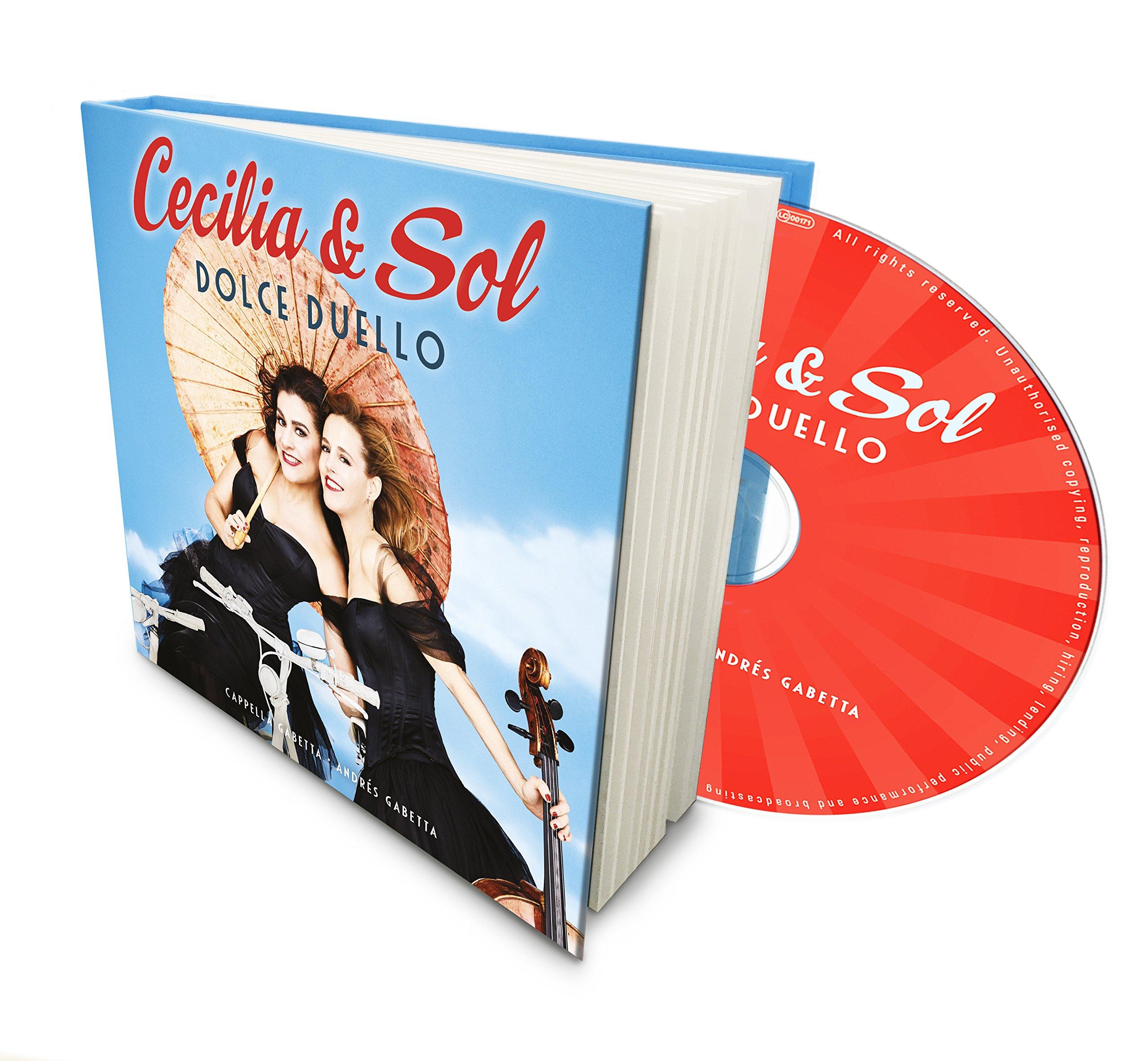 CD : Cecilia Bartoli - Sol Gabetta - Dolce Duello (Limited Edition, Deluxe Edition)