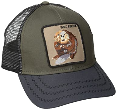 5294c33b57f93 Goorin Bros. Men's Wild Beaver Hat Olive One Size at Amazon Men's ...