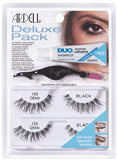 3c51f3094fa Amazon.com: Ardell Deluxe Pack Lash, 120: Beauty