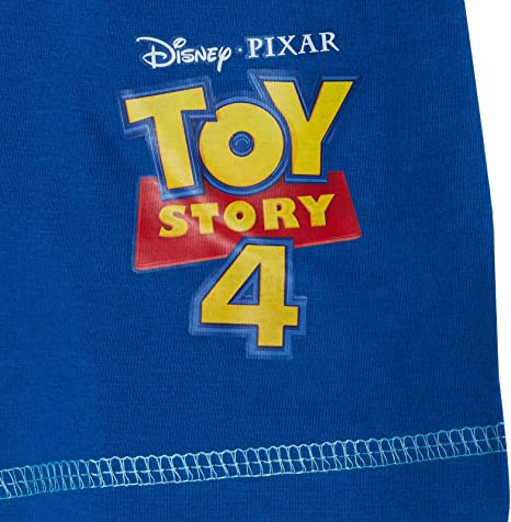 Shorty Pyjamas 18 Months Boys Official Disney Toy Story 4 Forky Trash 5 Years