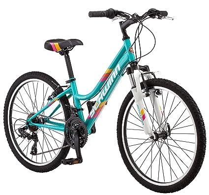Amazon.com : Schwinn Girls High Timber Mountain Bicycle, 13\