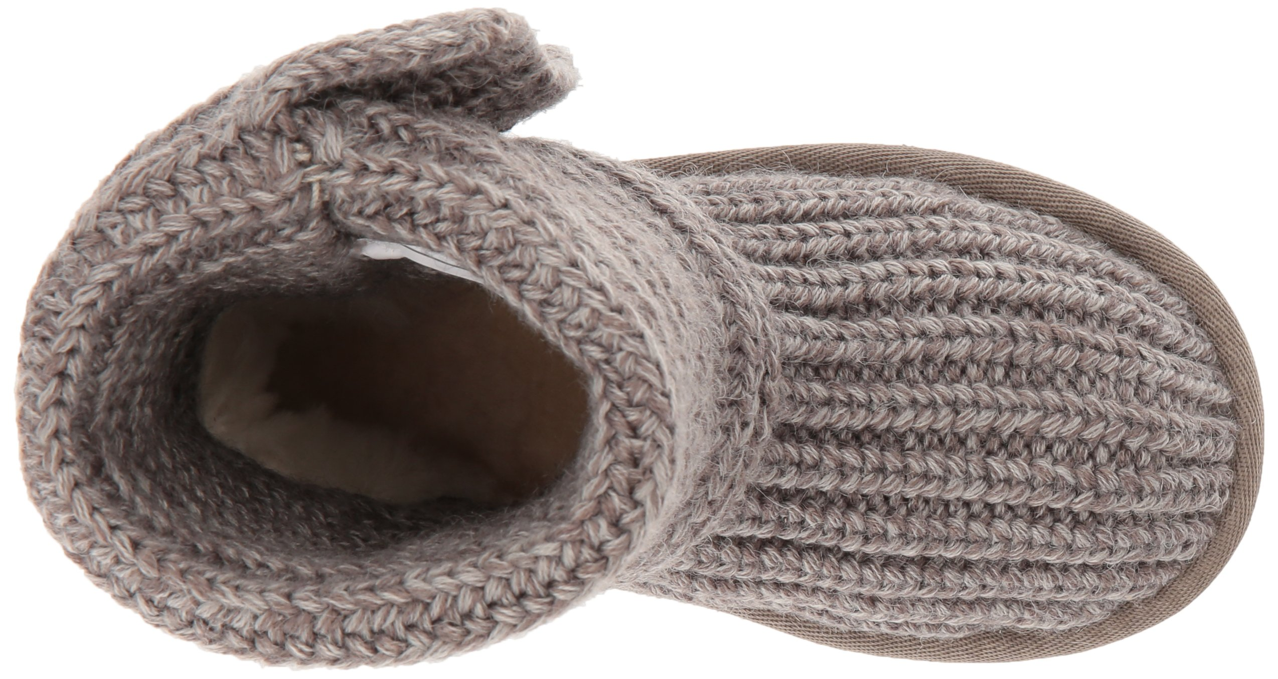 UGG Girls K Cardy II Pull-on Boot, Grey, 13 M US Little Kid by UGG (Image #8)