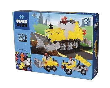 1cefa Piezas Construcción Plus 220 En 3 De Toys 01208 q4RAL35j
