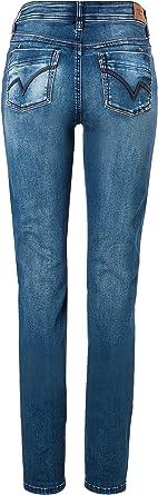 Timezone Tahila Womenshape Slim dżinsy damskie: Odzież