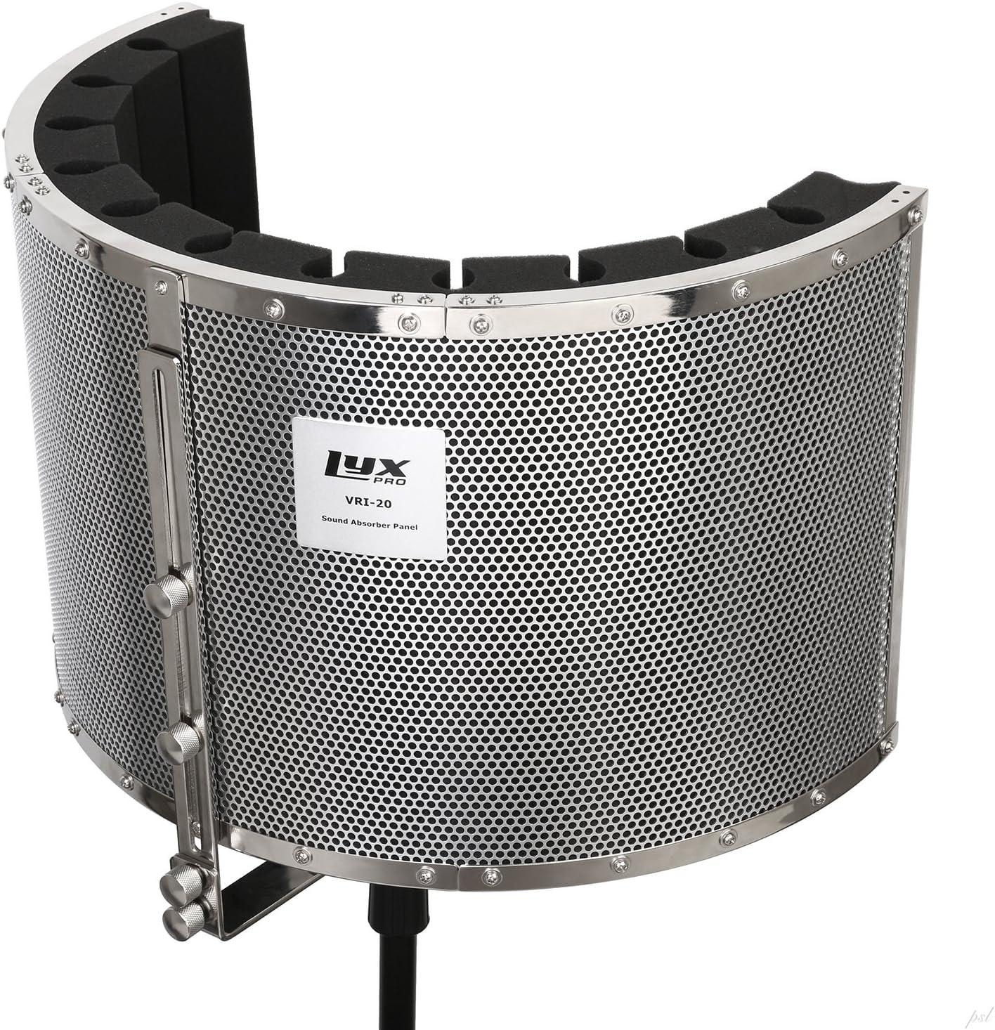 Panel de absorción acústica portátil para grabación vocal VRI-20 ...