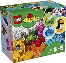 LEGO DUPLO - Mis primeras Creaciones Divertidas (10865)