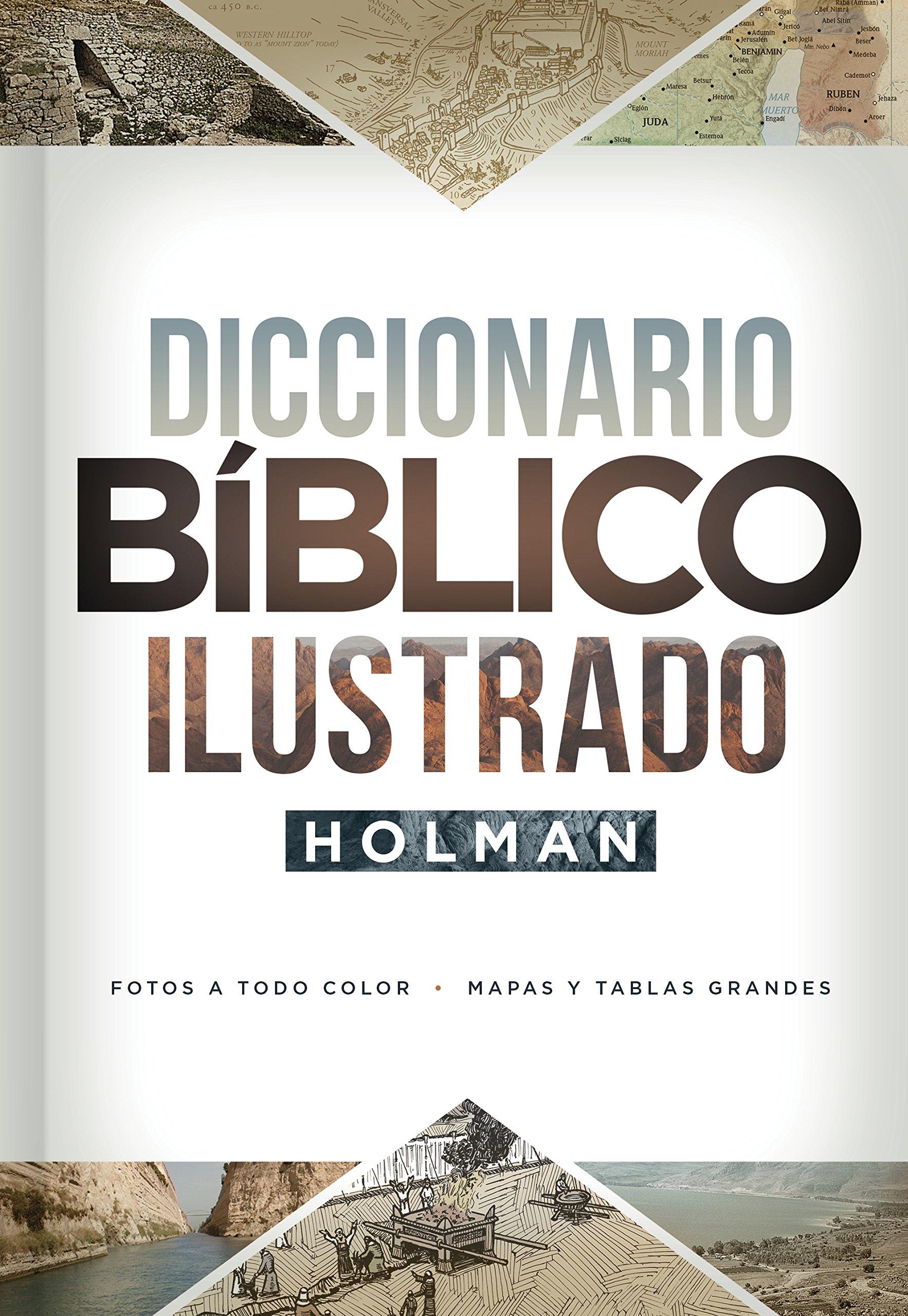 Diccionario Bíblico Ilustrado Holman: Amazon.es: B&H Espanol Editorial:  Libros