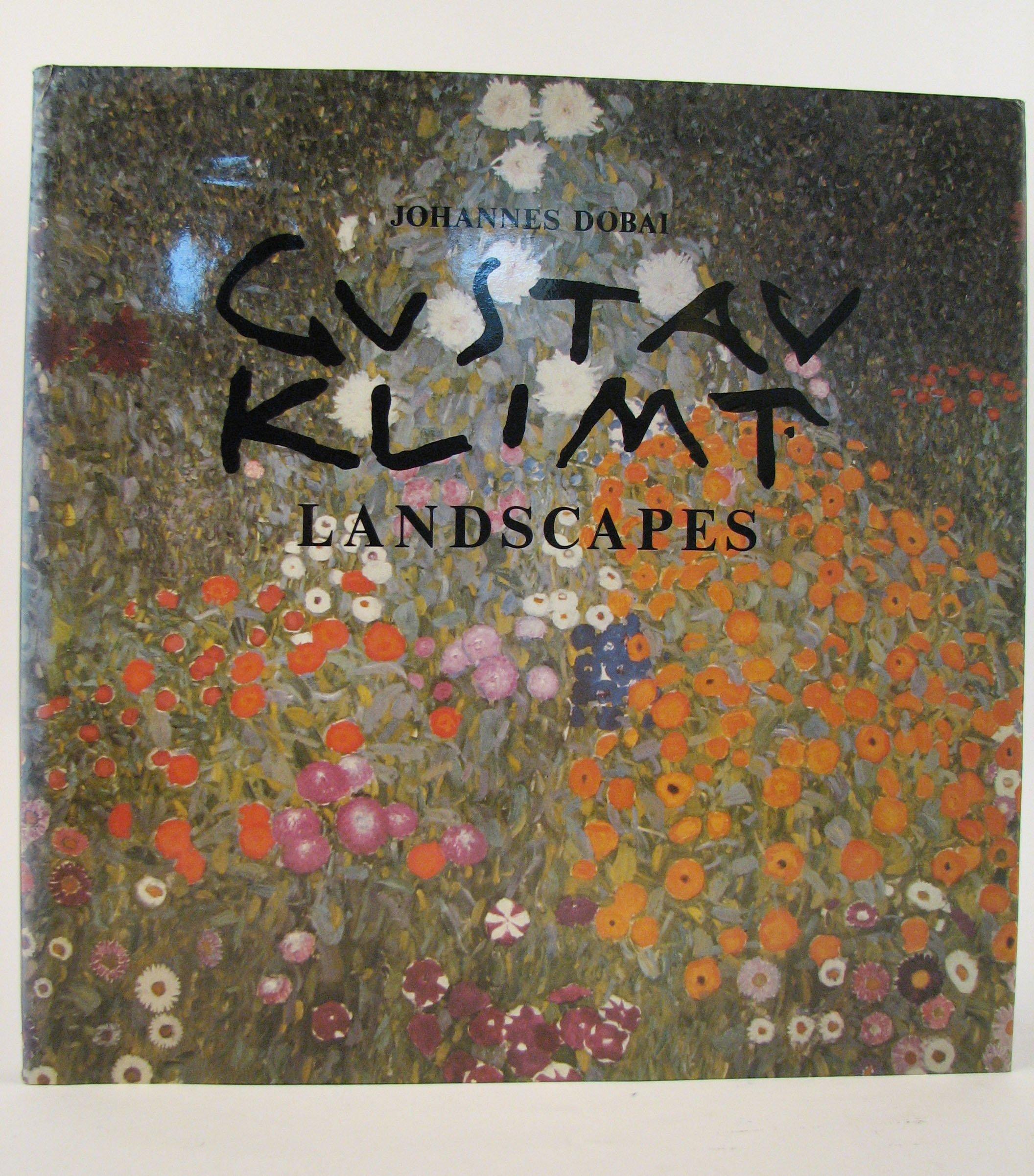Gustav Klimt: Landscapes: Amazon.co.uk: Johannes Dobai, Gustav Klimt:  9780297793854: Books