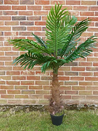 Artificial Plants  1m 3ft Artificial Coco Palm Tree In Pot Garden Or House  Plant