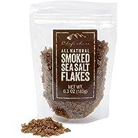 Chef's Choice All Natural Smoked Sea Salt Flakes 180 g