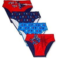 Spider Man Boys Underwear Brief (4 Pack)