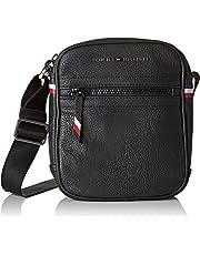 Tommy Hilfiger Men's Essential Mini Crossover Bag Essential Mini Crossover Bag, Black, One Size