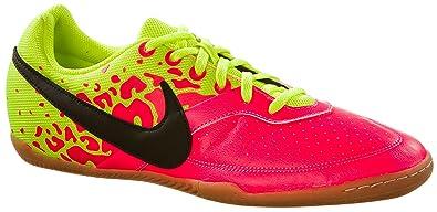 Nike Tico elástica II – Zapatillas Fútbol Sala, Color neonrot, tamaño 43