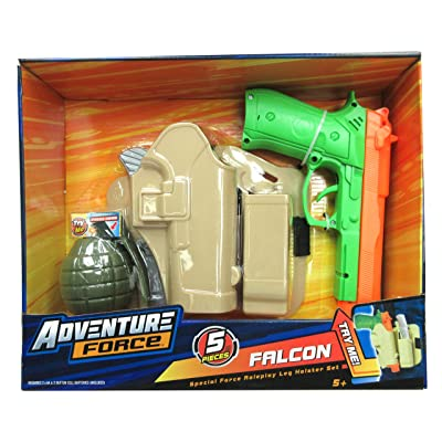Adventure Force Special Forces Roleplay Set (color may vary): Toys & Games