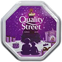 Quality Street Assorted Chocolates Tin, 1.2 kg