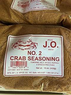 product image for J.O. #2 crab Seasoning J O Maryland 32 oz USA