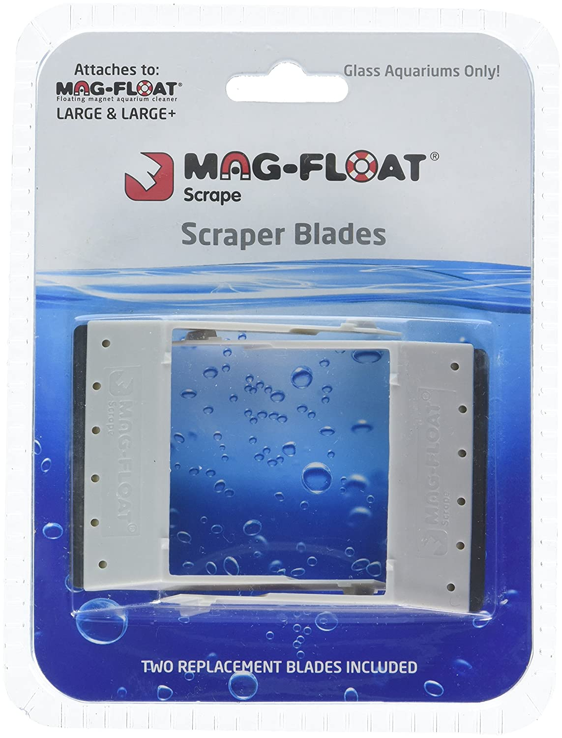 Mag-Float Scrape Replacement Scrapers For The Large+ Top Dawg Pet Supply
