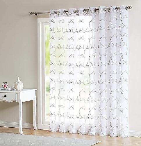 LinenZone Window Curtain Panel