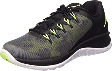 Sostener melodía Puñado  Amazon.com | Jordan Nike Men's Flight Runner Grey/Green 715572-016 (Size:  8) | Basketball