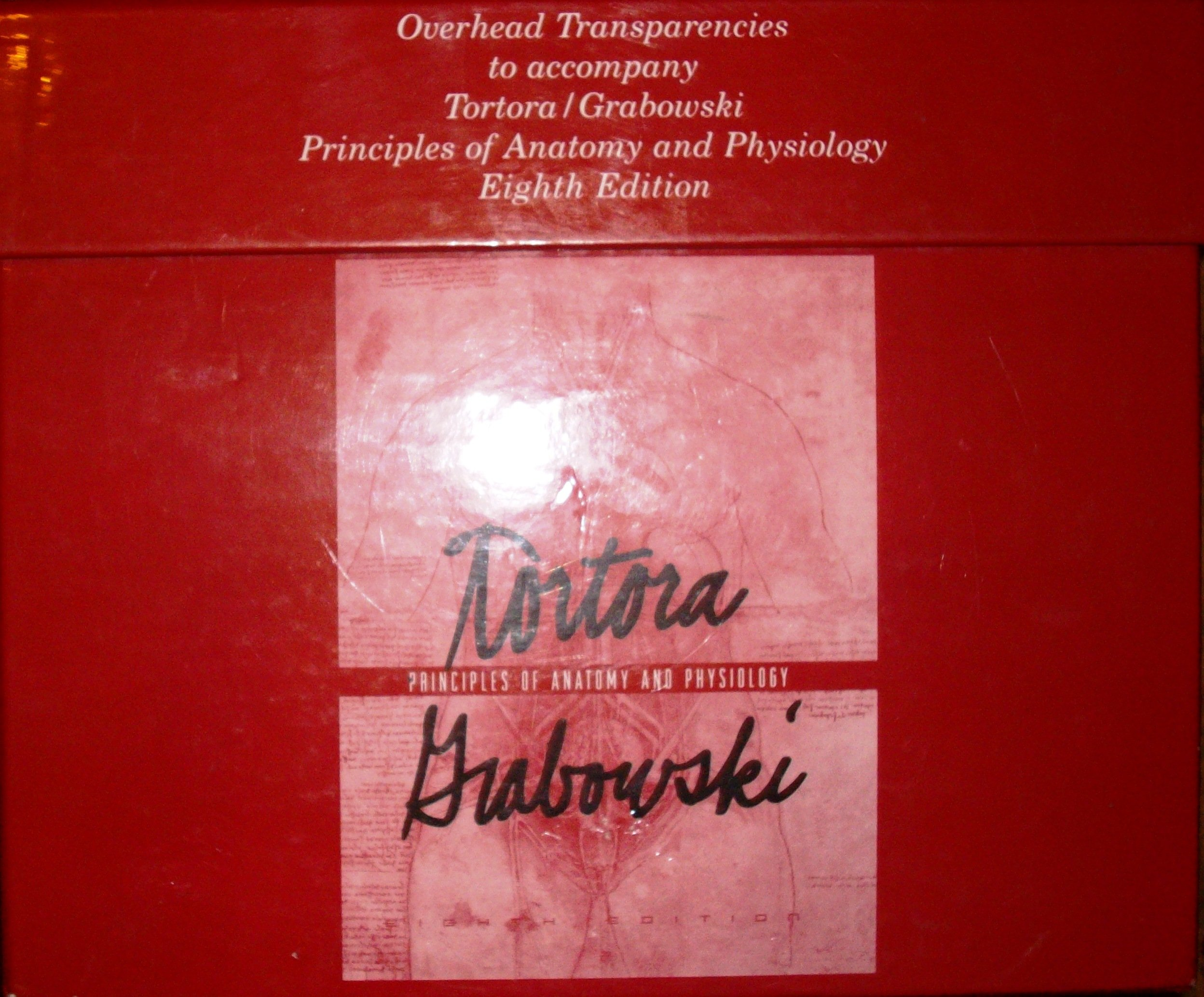 Buy Principles of Anatomy and Physiology: Transparencies Book Online ...
