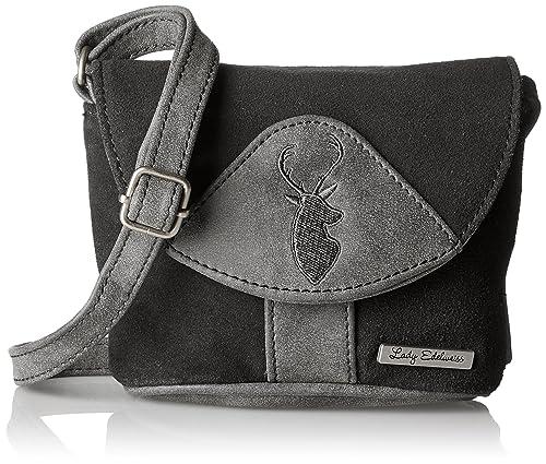 Womens Trachtentasche Cross-Body Bag Lady Edelweiss fFaxM
